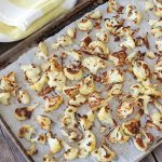 basic roasted cauliflower recipe