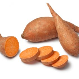 how to prepare sweet potatoes