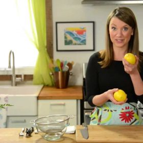 How to Select, Store, and Prepare Lemons