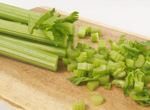 How to select and store celery