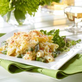 Asparagus Penne Bake on Produce Made Simple