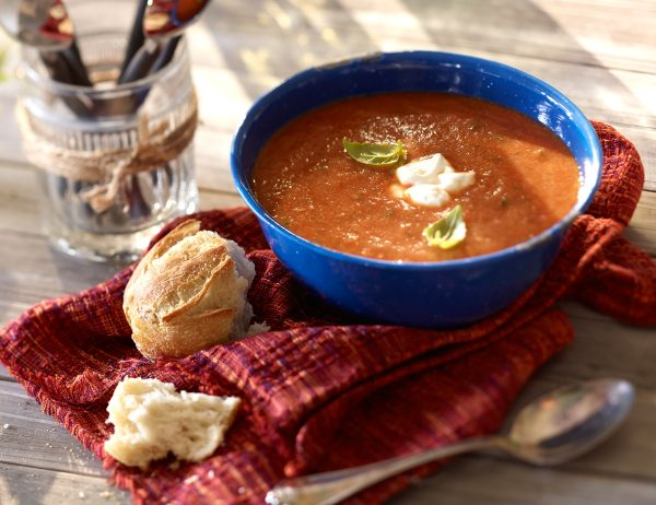 Tomato Basil Soup on Produce Made Simple