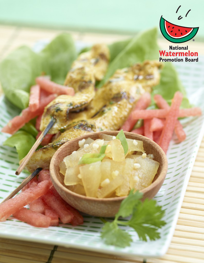 Thai-Chicken-with-Watemrelon-Rind-Chutney-793x1024
