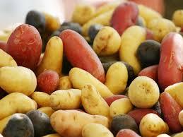 mixed potatoes