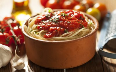 Fresh Marinara Sauce for Everyday Meals