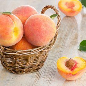 Ontario Peach Galette