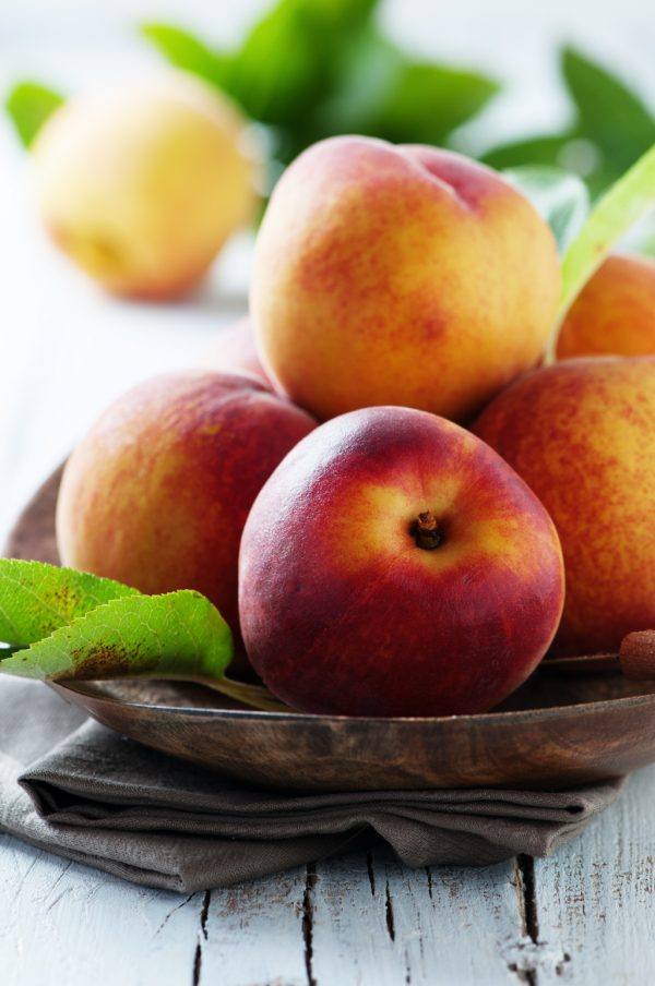 peaches-white-wood