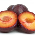 How To Prepare Plums and Plum Tips