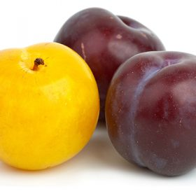 How to select and store plums