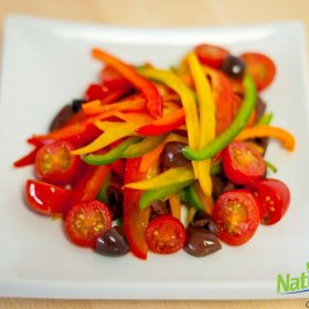 Nature Fresh Bell Pepper Side Salad