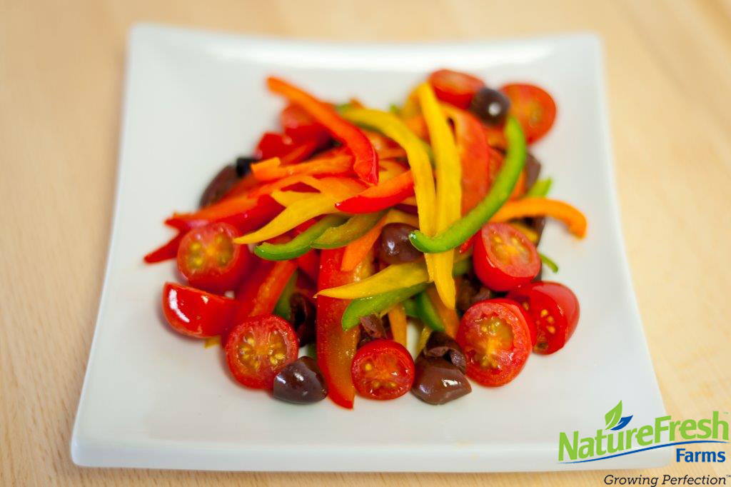 sweet-bell-pepper-side-salad