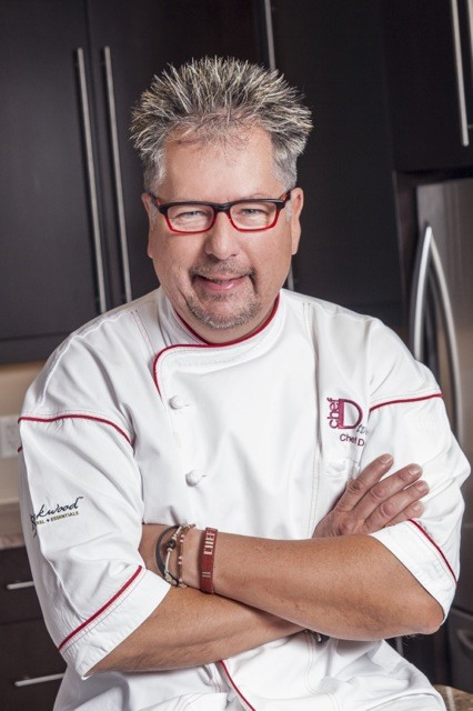 Chef D - Darryl Fletcher