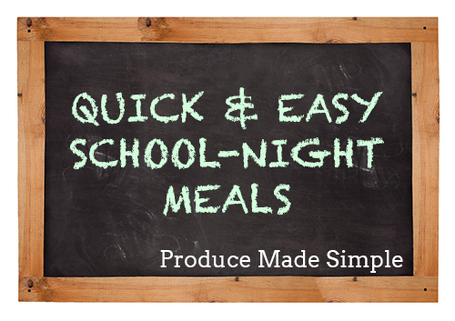 Easy School-Night Meals