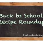 Back to School Recipe Roundup