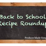 Back to School Recipe Roundup