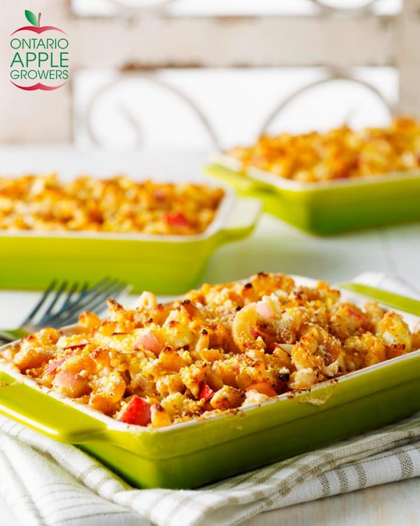 Apple Mac and Cheese on Produce Made Simple