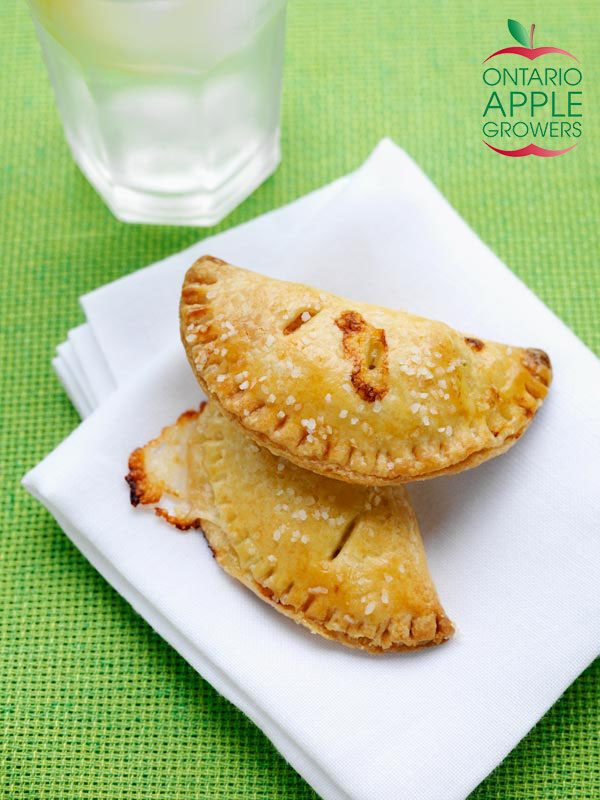 Onatrio Apple Growers - Apple Chicken Turnovers