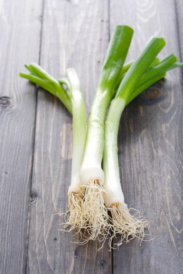 How to Select and Store Leeks
