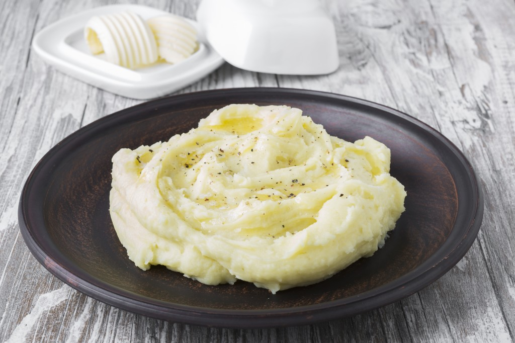 Mashed Parsnip and Potatoes on Produce Made Simple