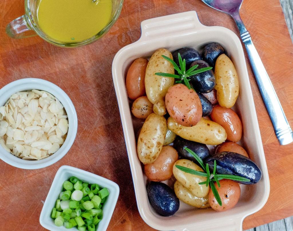Heirloom Potato Salad by Mardi Michels