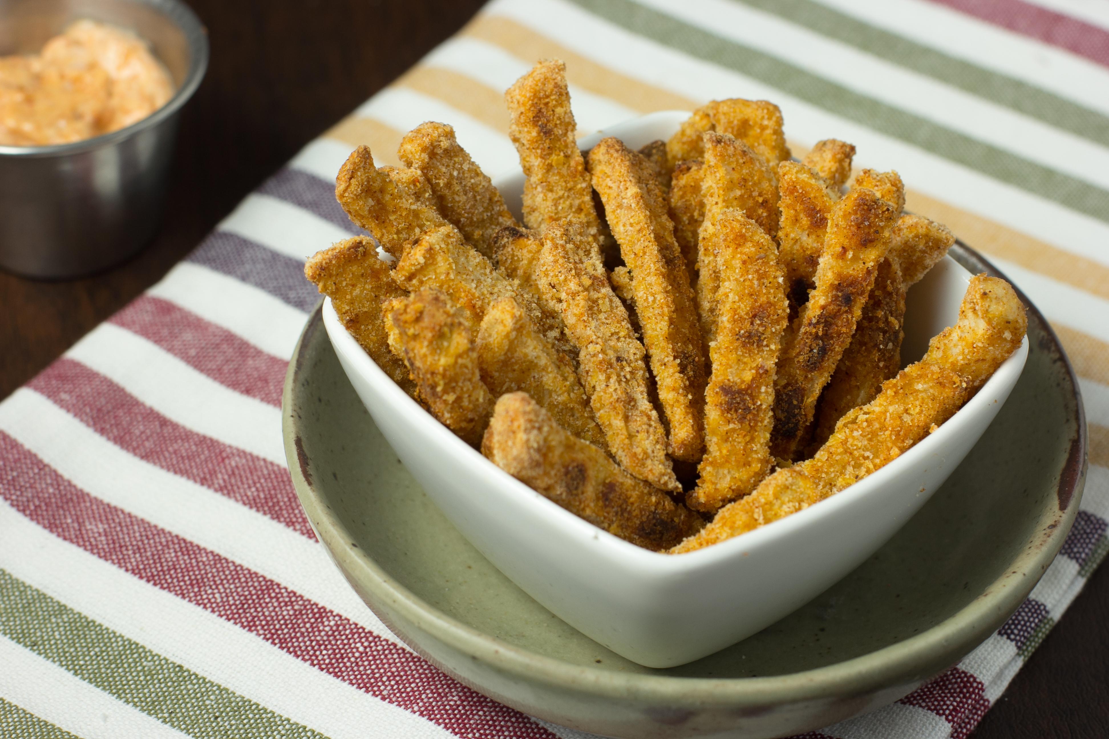 Turnip Fries - Produce Made Simple