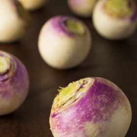 How to Select and Store Turnip