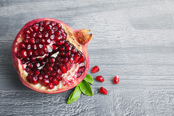 How to Select and Store Pomegranate