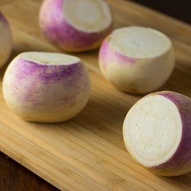 How to Prepare and Freeze Turnips