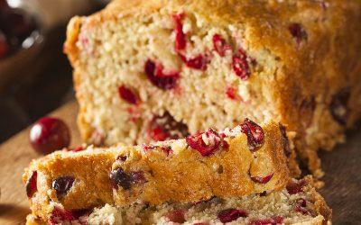 Easy Orange Cranberry Bread