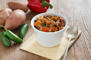 Sweet Potato Chicken Jalapeno Chili-009