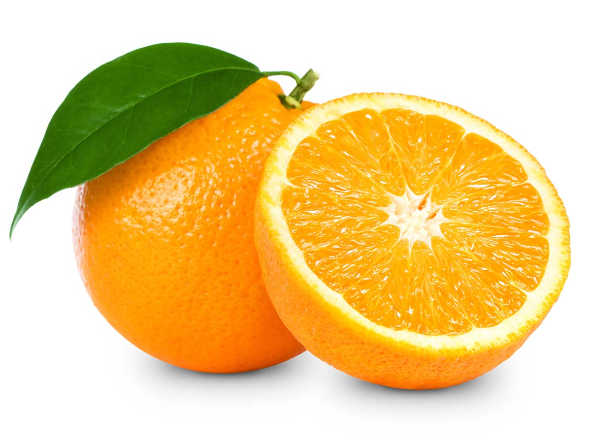 how to tell the difference between navel and valencia oranges