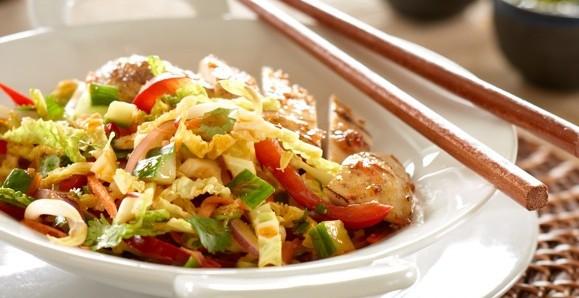 Ontario Tangy Thai Coleslaw