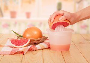 Juicing Grapefruit