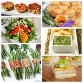 Easter Springtime Appetizers