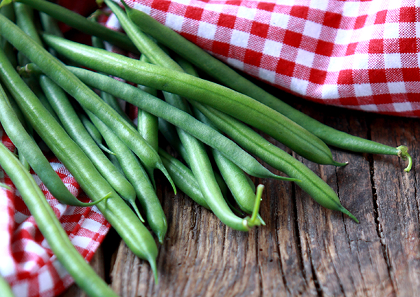 Green bean tips