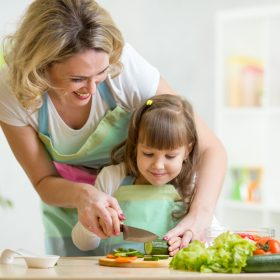 Getting Kids To Eat Their Veggies