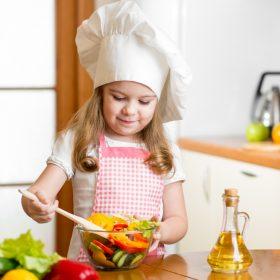 Getting Kids To Eat Their Veggies—Taste Psychology