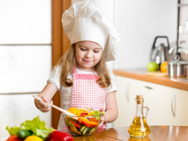 Getting Kids To Eat Their Veggies—Taste Psychology