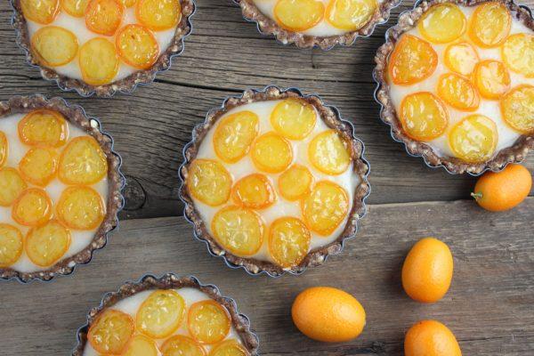 Kumquat-Coconut-Cream-tarts-wood