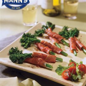 Prosciutto-Wrapped Broccolini™ Appetizers