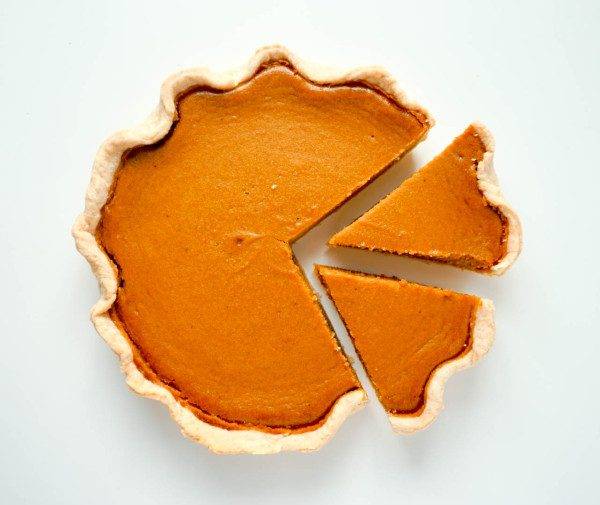 Butternut Squash Pie from Neurotic Baker