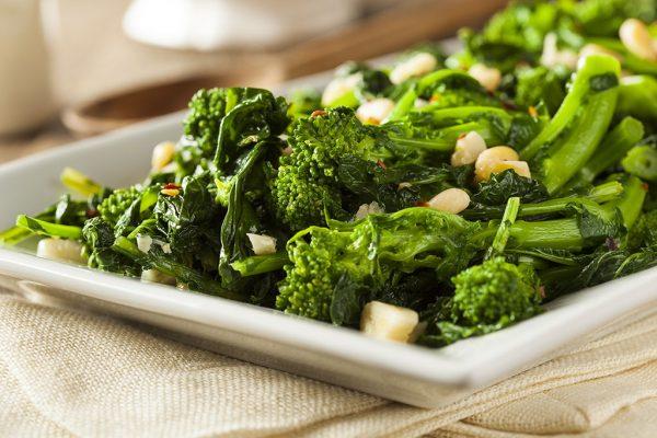 garlic-broccolini