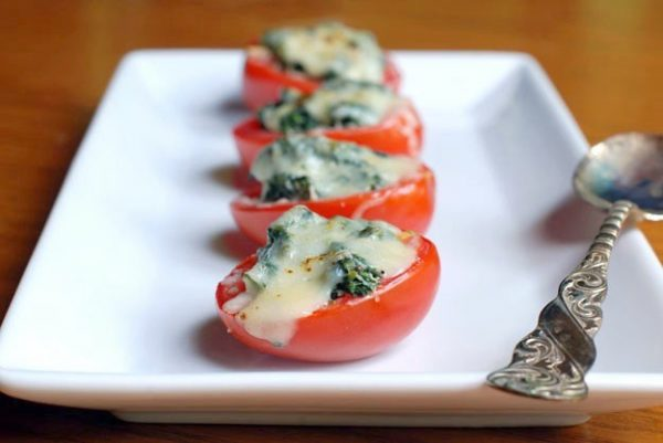 Stuffed Tomatoes from Circle B Kitchen