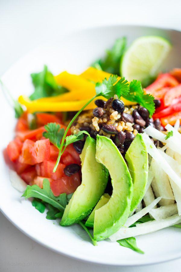 veggie burrito bowl-512