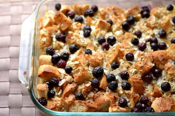 Blueberry-Coconut-French-Toast