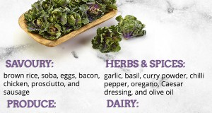 What Goes Well with Kalettes?