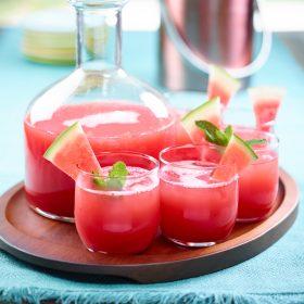 Easy Watermelon Juice
