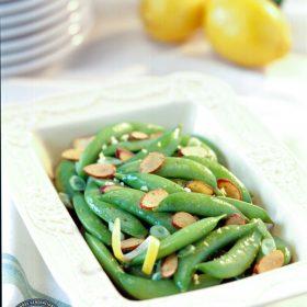 Lively Lemon Snap Salad