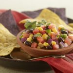 Black Bean, Corn, and Watermelon Salsa