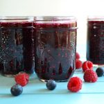 Blueberry Raspberry Jam | Produce Made Simple | By Amy Bronee from Family Feedbag
